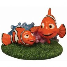 Finding Nemo and Marlin Fish Tank Ornament 4